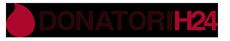 Donatori h24 Logo