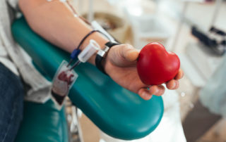 donazioni di sangue e plasma