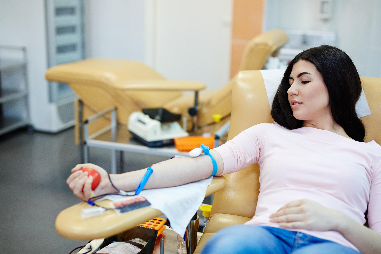 donare sangue a Roma